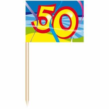 Party prikkertjes 50 jaar