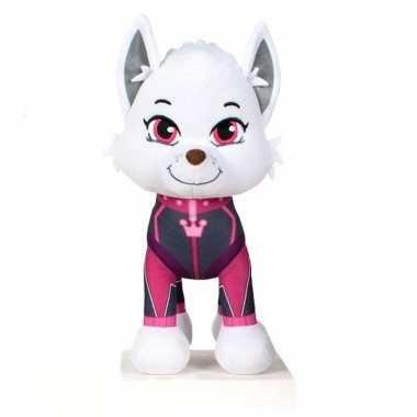 Paw patrol knuffel hond everest 17 cm