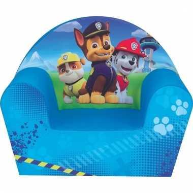 Paw patrol stoel voor kinderen