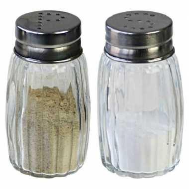 Peper en zout setje 7 cm