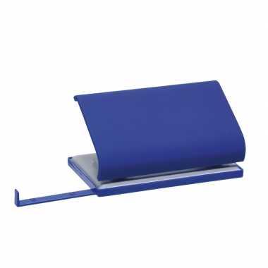 Perforator blauw 2 gaatjes