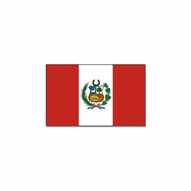 Peruaanse vlag 90x150 cm