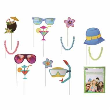 Photo booth prop accessoires strand