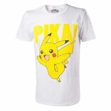 Pikachu shirts voor volwassenen