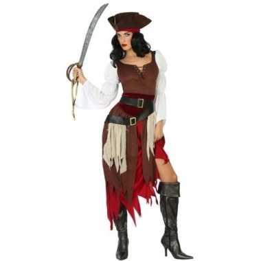 Piraten kostuum francis voor dames