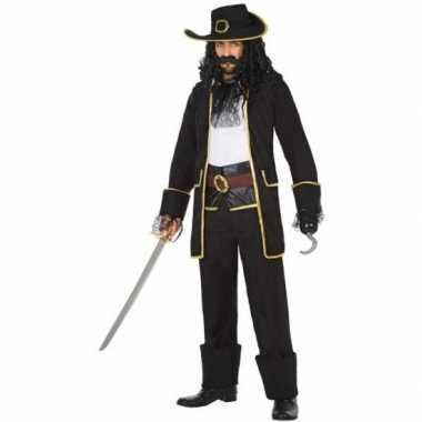 Piraten kostuum kapitein thomas voor heren