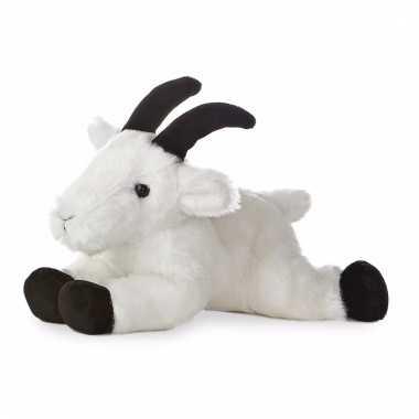 Pluche geiten knuffeldier 20 cm