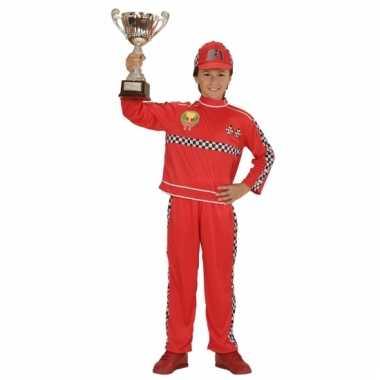 Race coureur kostuum voor jongens
