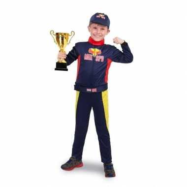 Race/formule 1 jumpsuit voor jongens