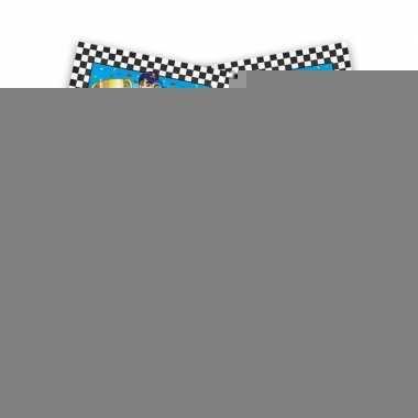 Race/formule 1 thema servetjes 33 cm 20 stuks