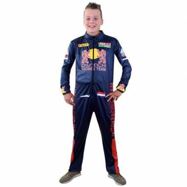 Race verkleed overall voor jongens