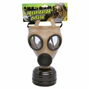 Realistische gasmaskers voor volwassenen