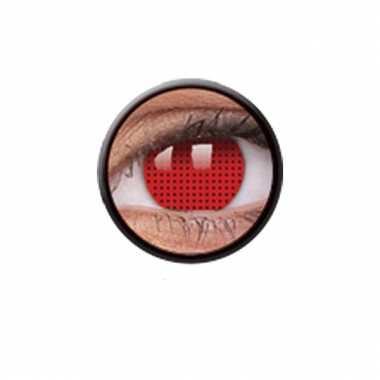 Red screen partylenzen