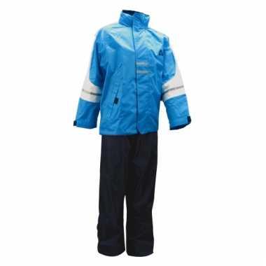 Regenpakken blauw voor kinderen