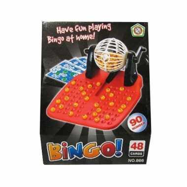 Reisspel bingo inclusief molen