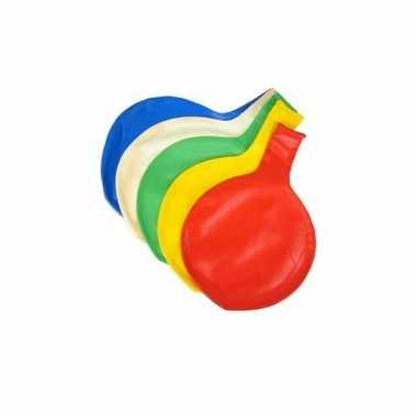 Reuze ballon groen 65 cm