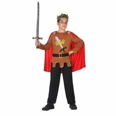 Ridder kostuum middeleeuws voor jongens