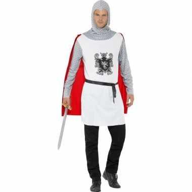 Ridder verkleedkleding voor heren