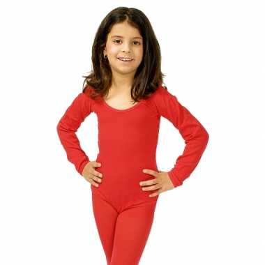 Rode kinderbody