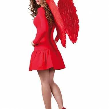 Rode vleugels 65 x 65