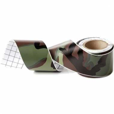 Rol camouflage tape 7 meter