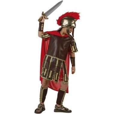 Romeinse gladiator verkleedkostuum voor jongens
