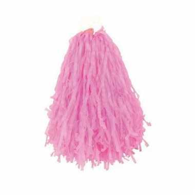 Roze cheerball 28 cm