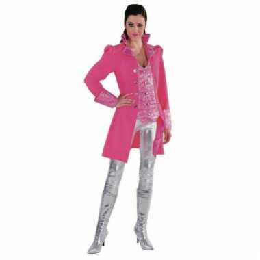Roze markiezin voor dames