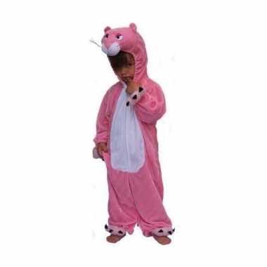 Roze panter kinder kostuums pluche