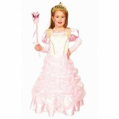 Roze prinsessenjurkje deluxe