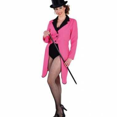 Roze slipjas voor dames