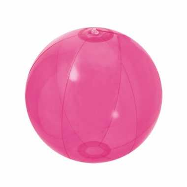 Roze standbal