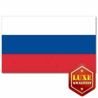 Russische vlag goede kwaliteit