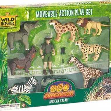 Safari speelset afrika