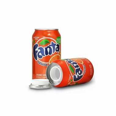 Safe can fanta