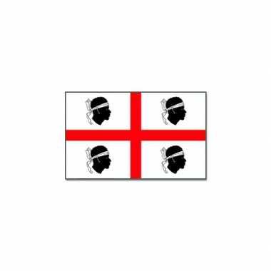 Sardinische vlag 90x150 cm