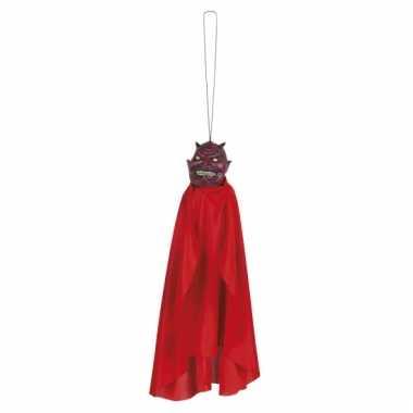 Satan demoon decoratie pop 40 cm