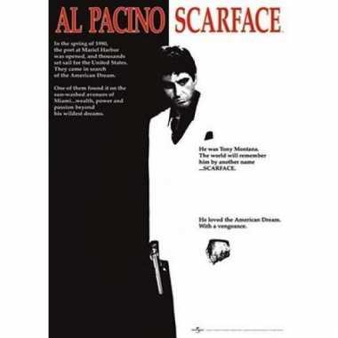 Scarface maxi poster 61 x 91,5 cm