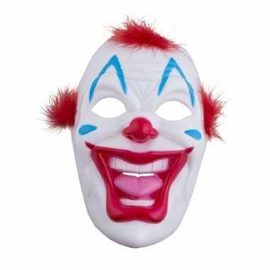Scary clown masker