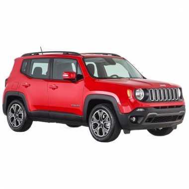 Schaalmodel jeep renegade 1:24