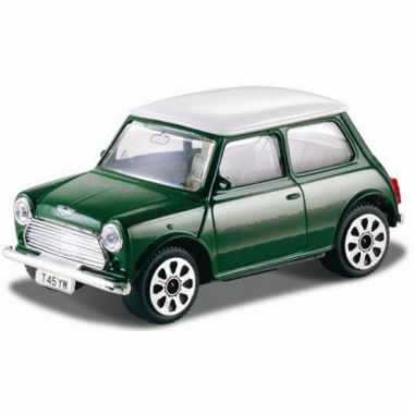 Schaalmodel mini cooper 1969 1:43