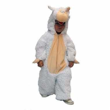 Schapen outfit voor kinderen