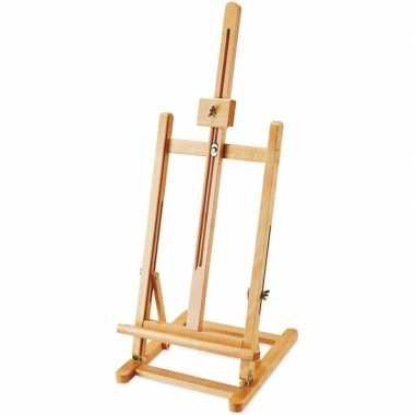 Schildersezel van hout 66 cm