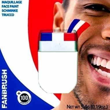 Schmink stift hollandse vlag