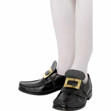 Schoenen gesp goud
