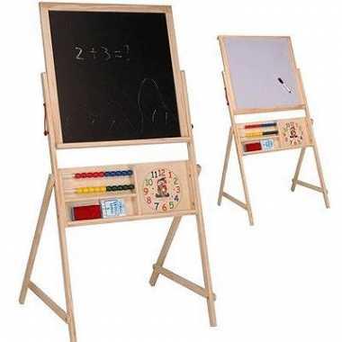 Schoolbord met whiteboard