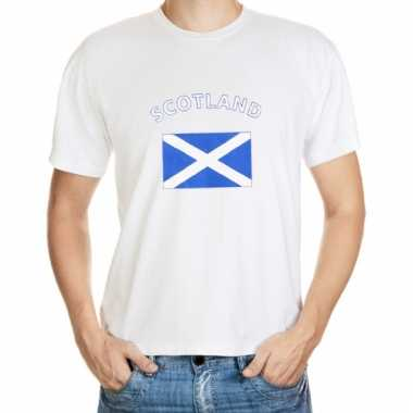 Schotland vlag t-shirt