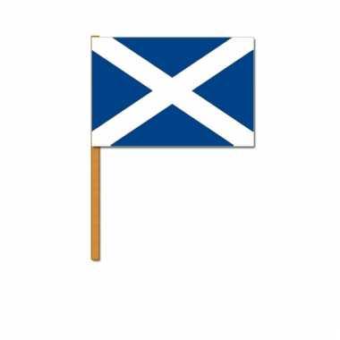 Schotland zwaaivlaggetjes