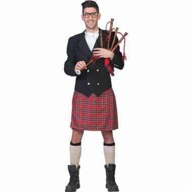 Schots heren kostuum compleet