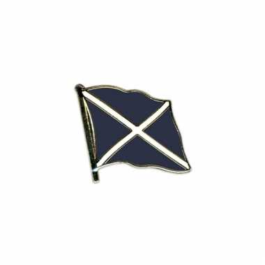Schotse vlag broche